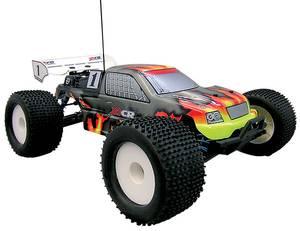 Bilde av X1 CTR Fuel. RTR 1:8. 4WD. RC
