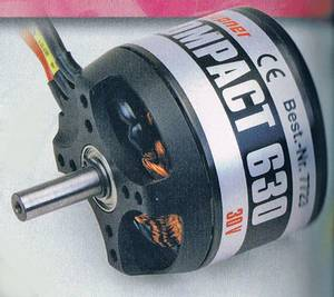 Bilde av Motor Compact BL 630. 30 V, 1480 W.