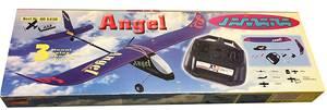 Bilde av Angel ARF m/ fjernstyring, akku og lader. 760 mm
